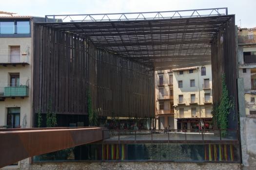 Passerelle de la Plaza de la Lira