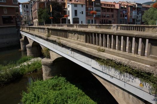 Pont sur le riu Ter