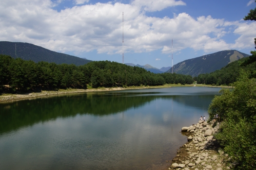 Encamp Reflector Mast