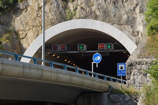 Tunnel de La Tapia