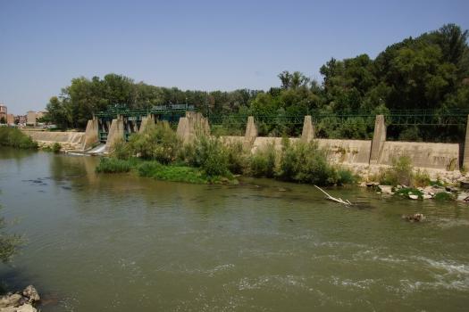 Segre River Dam