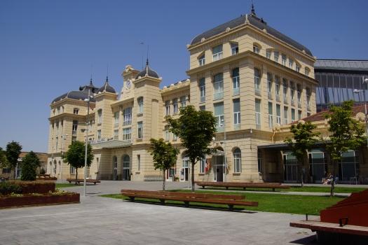 Bahnhof Lleida Pirineus