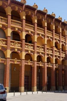 Plaza de Toros de Zaragoza