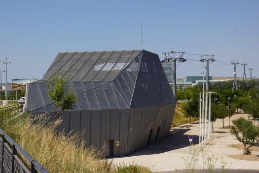 Telecabina Aramón Zaragoza 2008