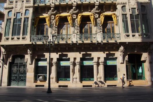 Immeuble calle Coso, 29