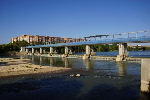 Manuel Lorenzo Pardo Diversion Dam
