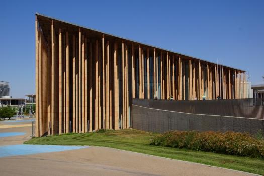 Spanischer Pavillon (Expo 2008)
