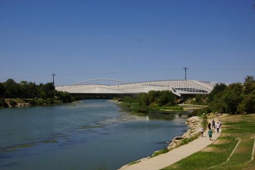Pavillon-Brücke