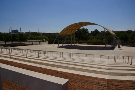Anfiteatro Parque Fluvial Expo