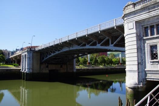 Deusto-Brücke