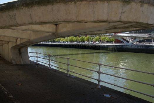 Campo Volantin Fußgängerbrücke