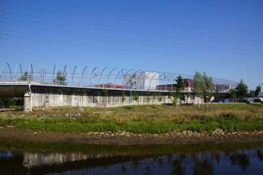 Metroviadukt Urbinaga (Süd)