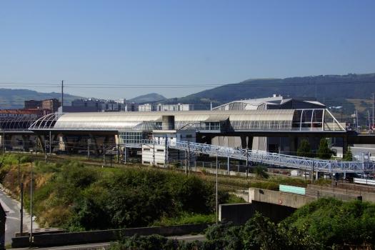 Metrobahnhof Urbinaga