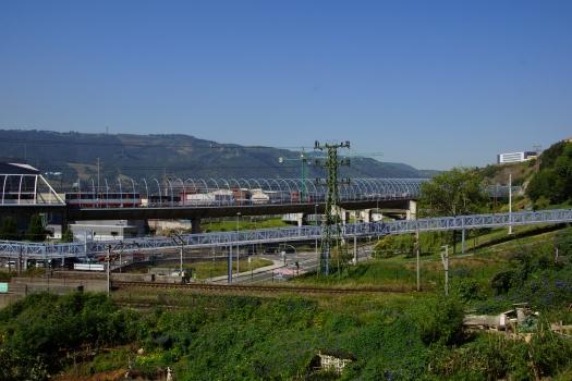 Linie 2 der Metro Bilbao