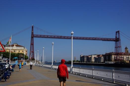 Schwebefähre Portugalete