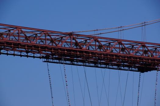 Portugalete Transporter Bridge