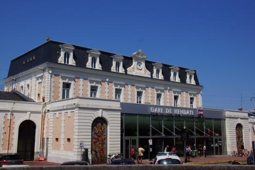 Bahnhof Hendaye