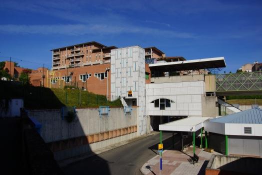 Jolimont Metro Station