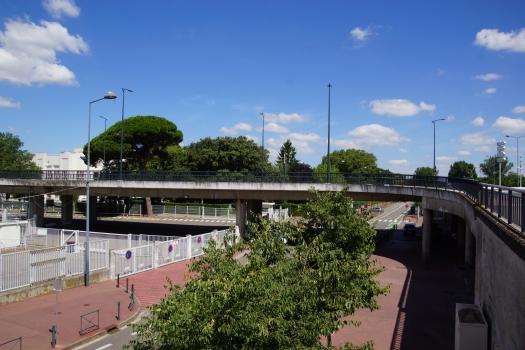 Garigliano-Brücke