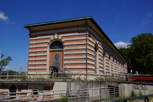 Ramier Hydroelectric Power Plant