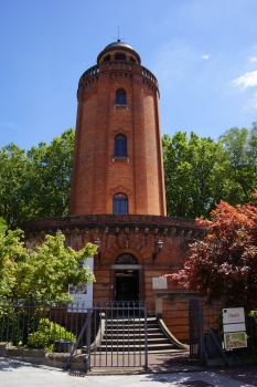 Toulouse Water Tower