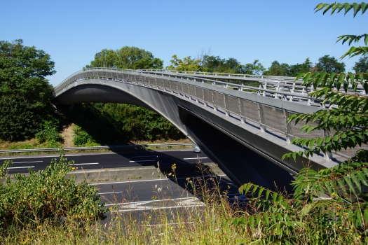Passerelle PSO de la Rocade Est de Toulouse