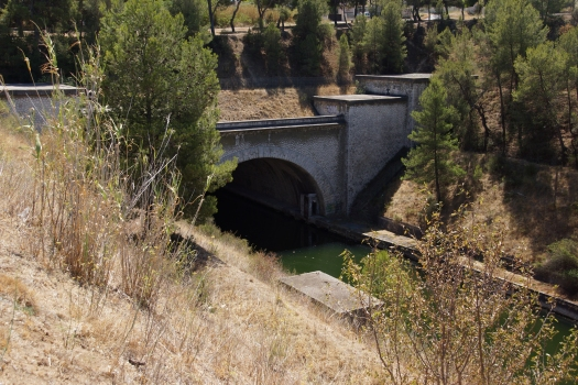 Tunnel Le Rove