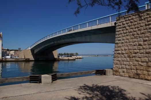 Pont basculant de Martigues