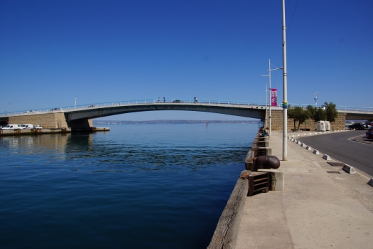 Martigues Bascule Bridge