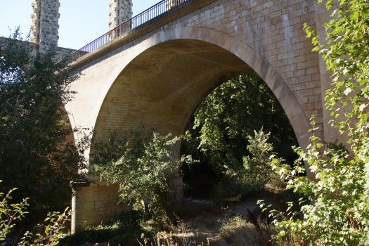 Pont ferroviaire de Roquefavour
