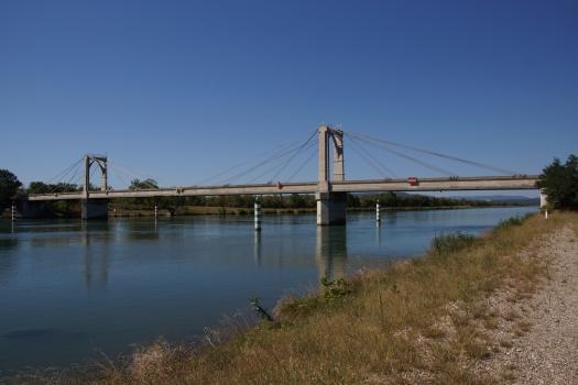 Donzère-Mondragon-Brücke