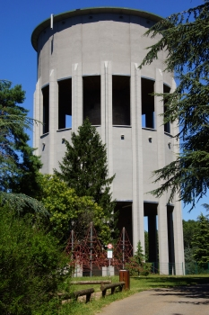 Bron Water Tower