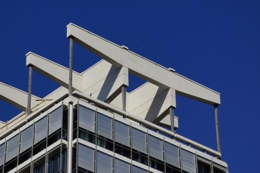 Axa-Royale Belge-Hochhaus