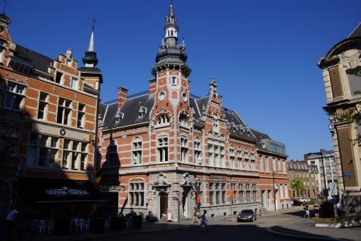 Leuven Main Post Office Building