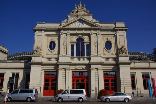 Gare de Louvain