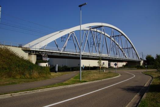 Pont ferroviaire à grande vitesse de Louvain