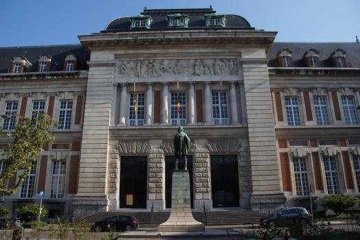 Palais de justice de Louvain