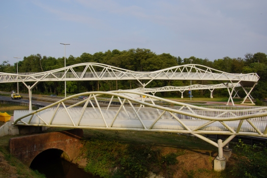 Genk Footbridge