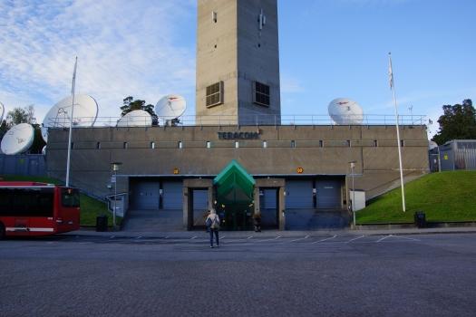 Tour éméttrice de Kaknäs