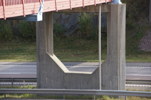 Fußgängerüberweg Södertälje