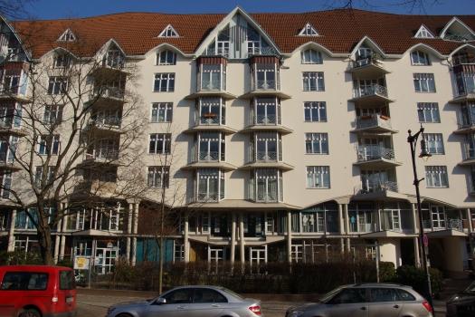 Wohnanlage Schlossstraße 45-47