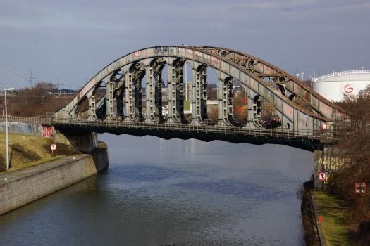 Monsin Island Railroad Bridge