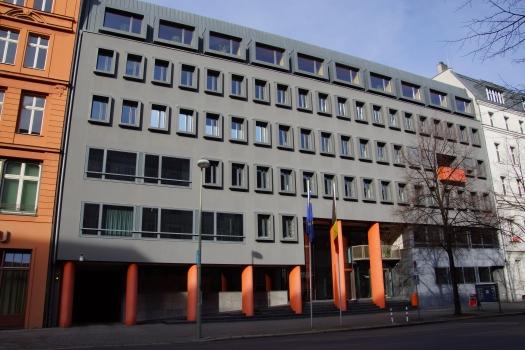 Ambassade de la Belgique à Berlin