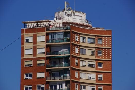 Edificio Calle Sagunto 1