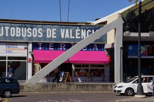 Zentralbausbahnhof Valencia