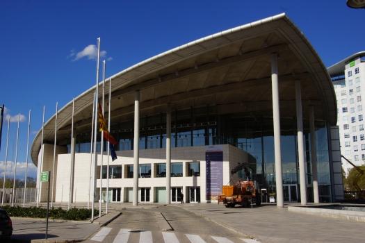 Kongresspalast von Valencia
