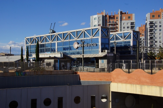 Station de métro Empalme