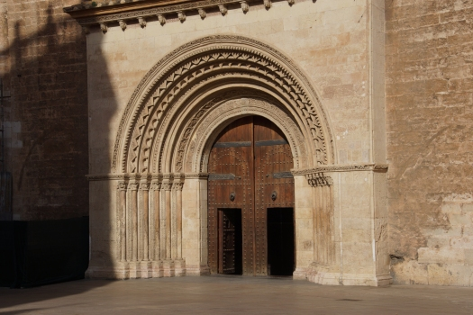 Kathedrale in Valencia