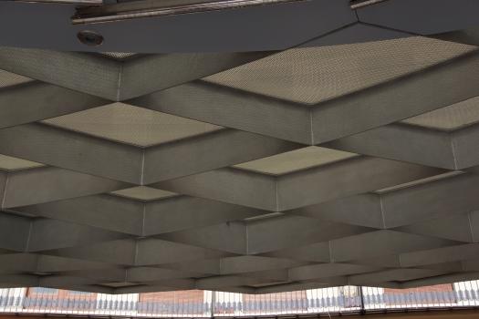 Canopée de la Plaça Redona