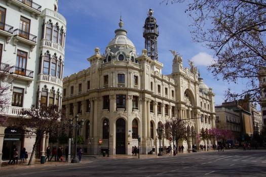 Post- und Telegrafengebäude Valencia